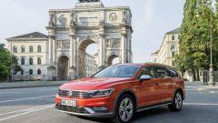 Volkswagen nuova Passat Alltrack