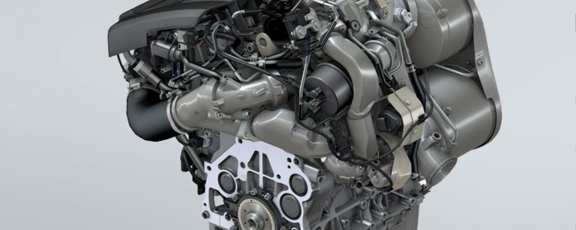Volkswagen: nuovo 2.0 TDI con DSG a 10 rapporti