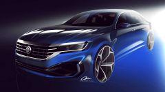 Volkswagen Passat 2019: uscita, interni, prezzo