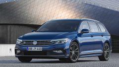 Volkswagen Passat 2019: eccola, con Diesel più ecologici - Immagine: 7