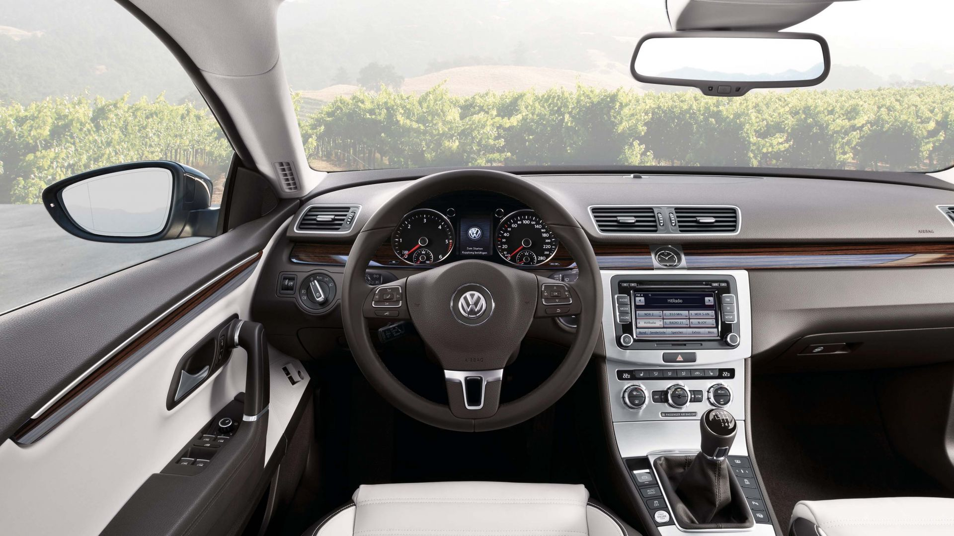 Immagine 14: Volkswagen Passat CC 2012