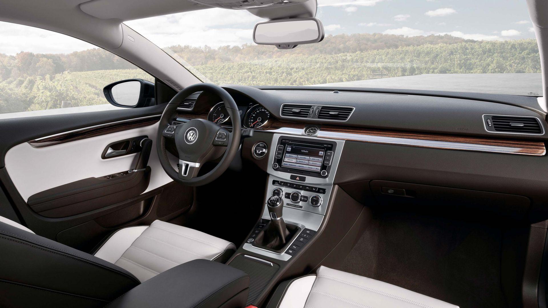 Immagine 13: Volkswagen Passat CC 2012
