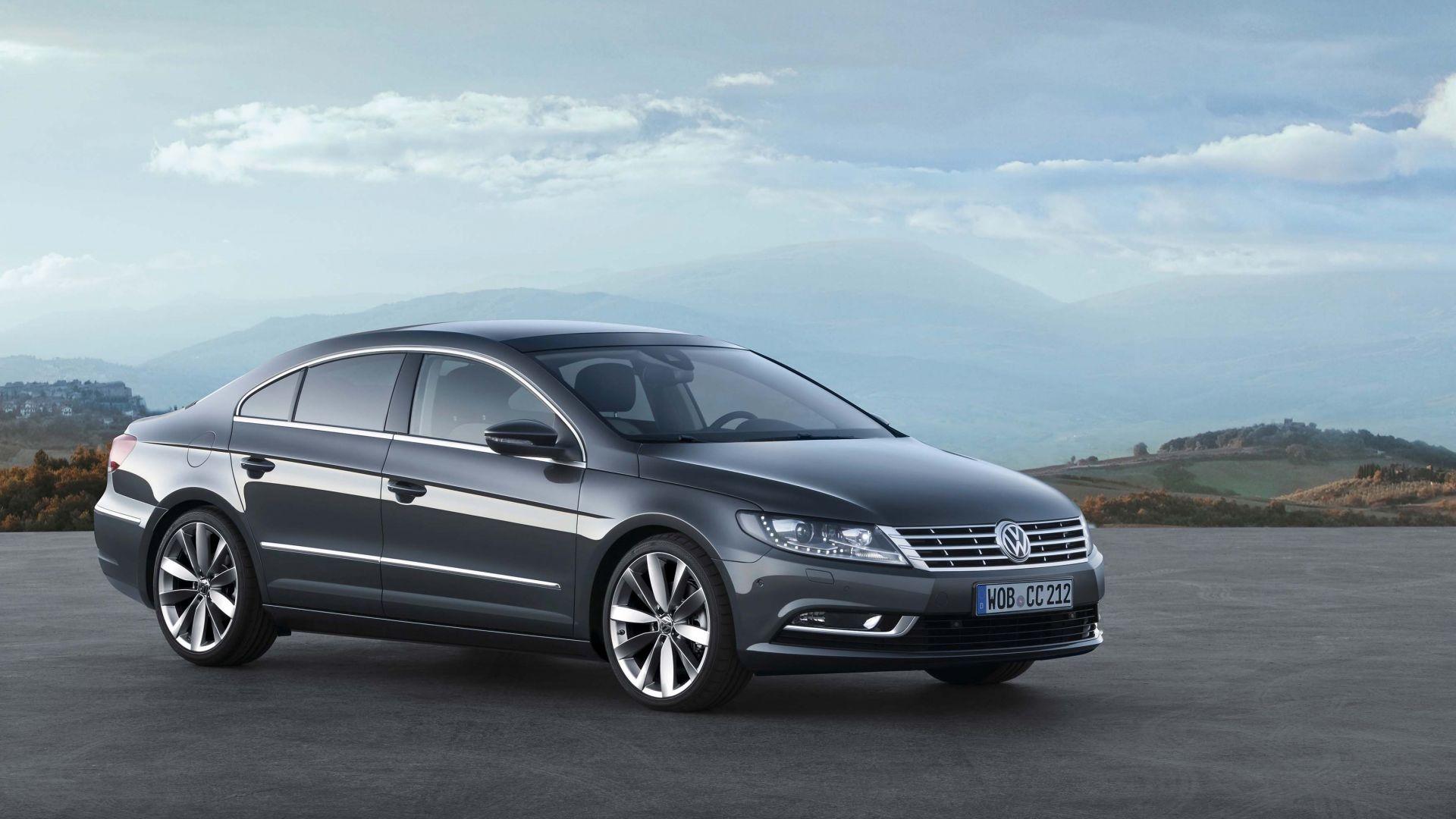Immagine 11: Volkswagen Passat CC 2012