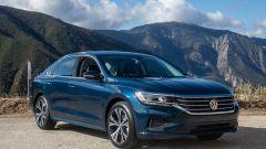 Volkswagen Passat berlina: nel 2023 termine della produzione