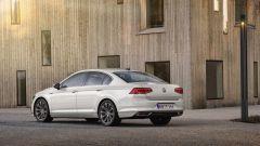 Volkswagen Passat GTE: il retrotreno