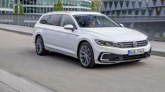 Volkswagen Passat GTE Variant: vista frontale