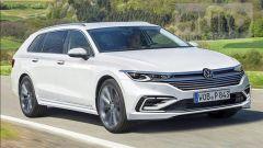 Volkswagen Passat: la nuova sarà solo station wagon con questo design?
