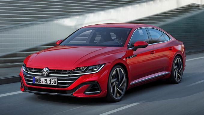 Volkswagen Passat: nel 2023 stop anche alla coupé 4 porte Arteon?