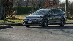 Volkswagen Passat Variant Hybrid Plug-In GTE: ibrida plug-in
