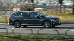 Volkswagen Passat Variant Hybrid Plug-In GTE: la nostra prova