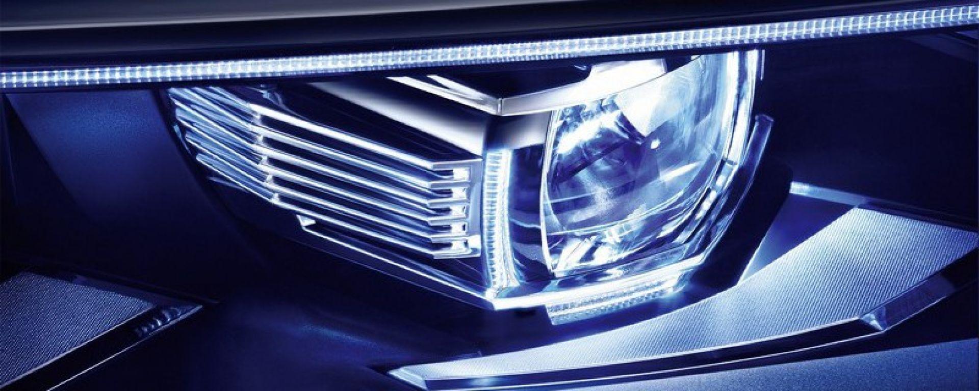 Volkswagen Phideon, nuova ammiraglia per il mercato cinese