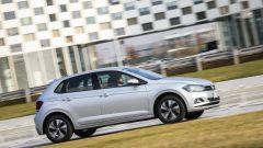 Volkswagen Polo 2017 al Centro Guida Sicura ACI-Sara di Lainate (MI)