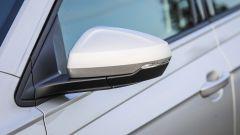 Volkswagen Polo 2017: dettaglio dello specchio retrovisore