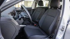 Volkswagen Polo 2017: gli interni della versione Comfortline