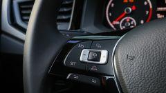 Volkswagen Polo 2017: i comandi del cruise control adattivo