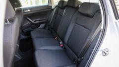Volkswagen Polo 2017: i sedili posteriori