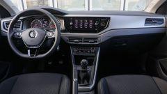 Volkswagen Polo 2017: la plancia