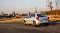 Volkswagen Polo 2017: la prova in pista