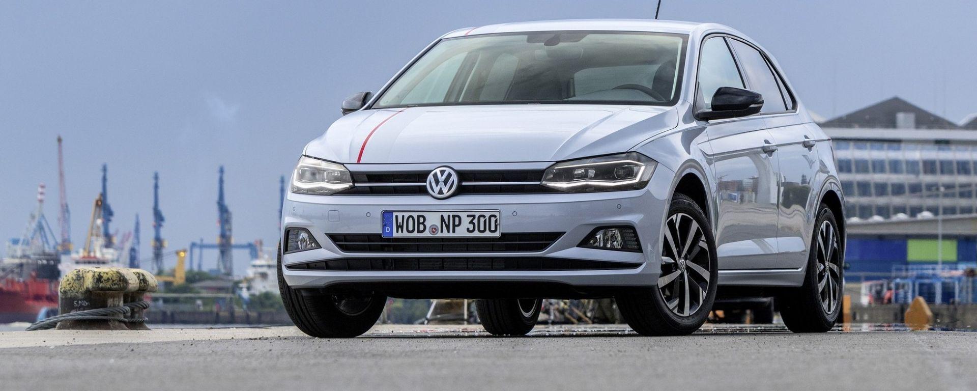Volkswagen Polo 2017, le nuove foto