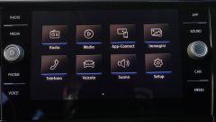 Volkswagen Polo 2017: lo schermo touch opzionale da 8 pollici