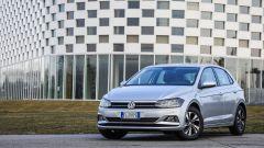 Volkswagen Polo 2017: vista 3/4 anteriore