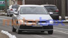 Volkswagen Polo 2021: visuale anteriore