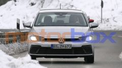 Volkswagen Polo 2021: visuale frontale