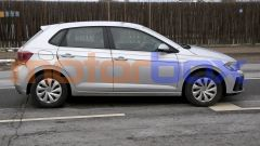 Volkswagen Polo 2021: visuale laterale