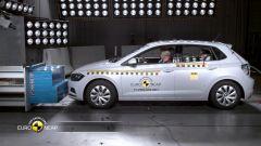 Volkswagen Polo, 5 stelle Euro NCAP