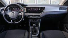 Volkswagen Polo, gli interni