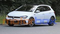 Volkswagen Polo GTI 2021: visuale di 3/4 anteriore