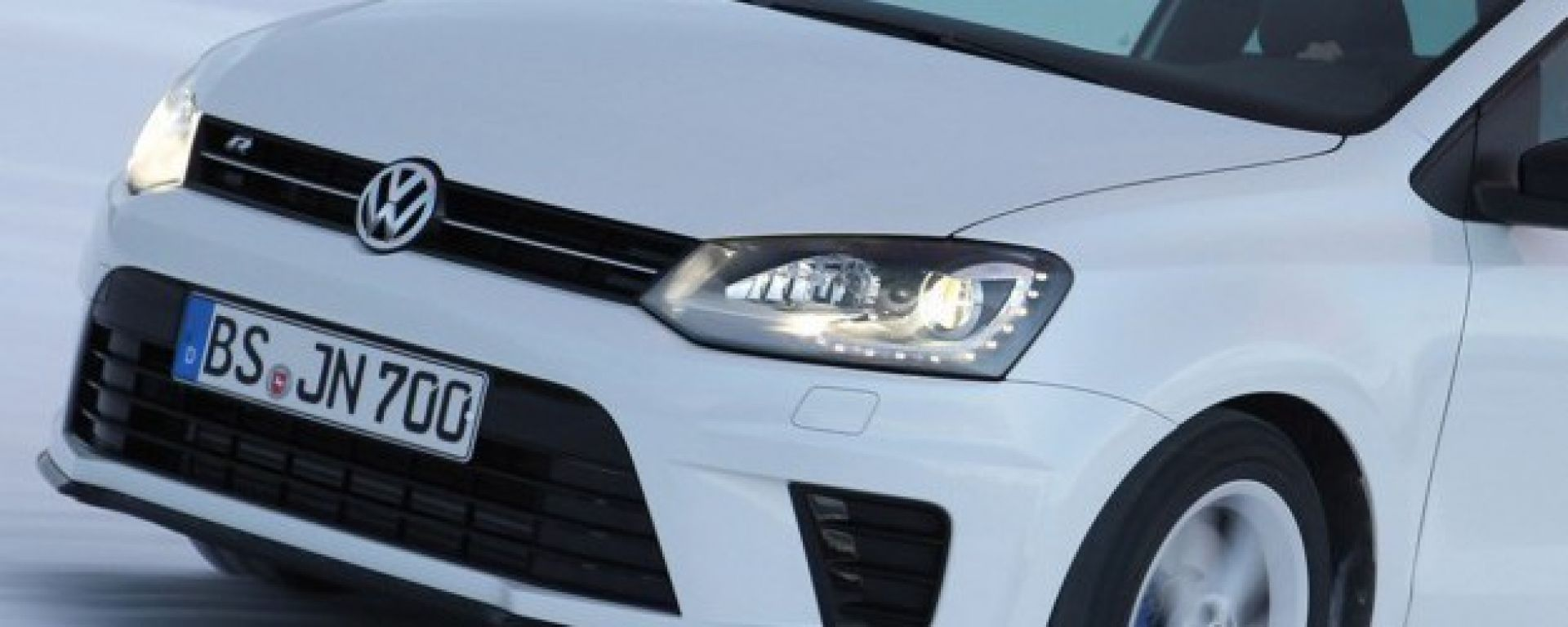 Volkswagen Polo R 2014