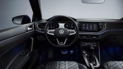 Volkswagen Polo R-Line 2021, gli interni