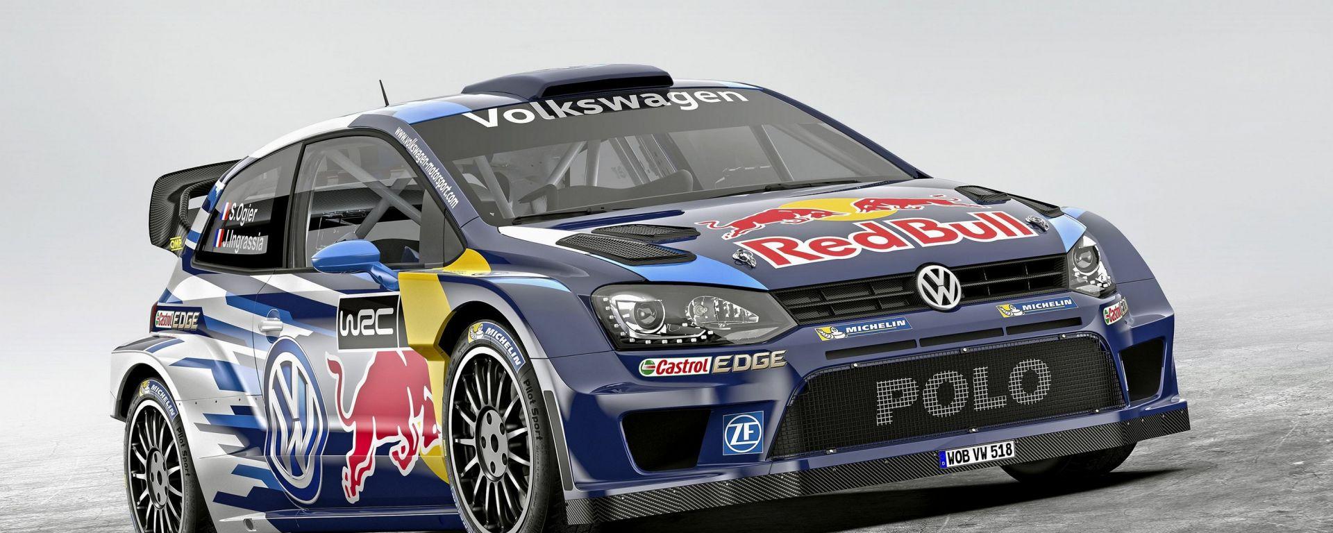 Volkswagen Polo R WRC 2015