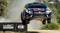 Volkswagen Polo R WRC 2016 - WRC 2016, Rally Sardegna