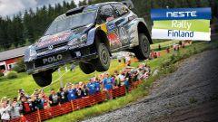 Volkswagen Polo R WRC - Rally di Finlandia