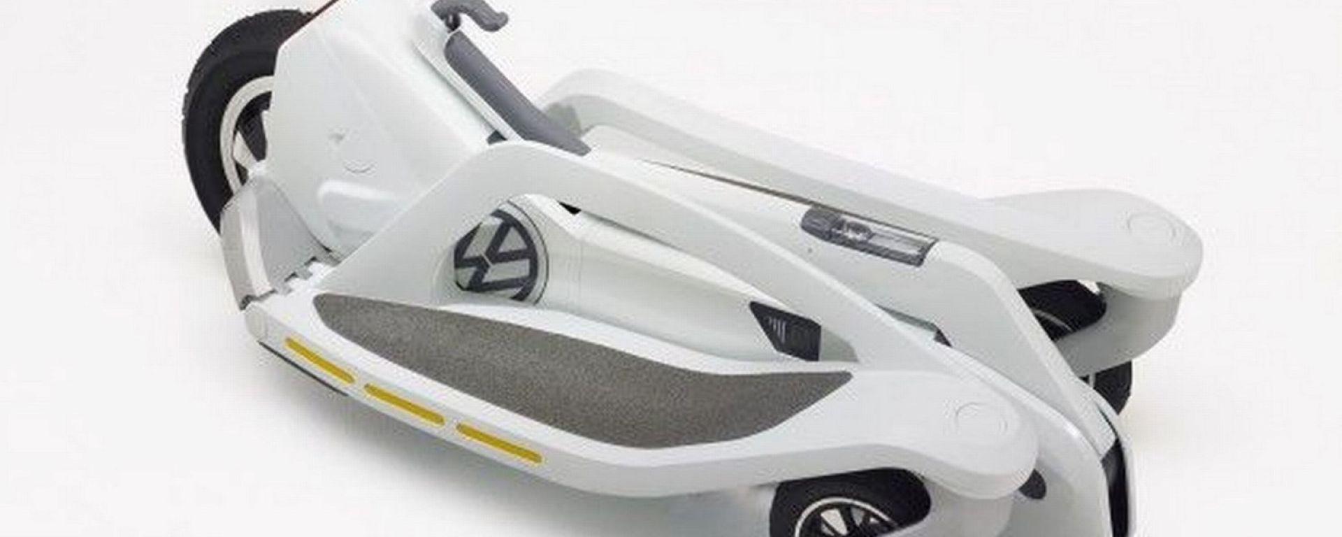 Volkswagen progetta un rivale di Segway
