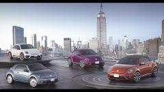 Volkswagen: quattro Beetle speciali per NY - Immagine: 1