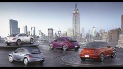 Volkswagen: quattro Beetle speciali per NY - Immagine: 4