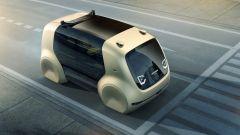 Volkswagen Sedric: il motore è elettrico