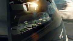 Volkswagen Sedric: le piante sulla cappelliera purificano l'aria