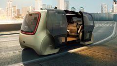 Volkswagen Sedric: le porte sono molto ampie