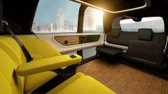Volkswagen Sedric: niente comandi, la guida è completamente autonoma
