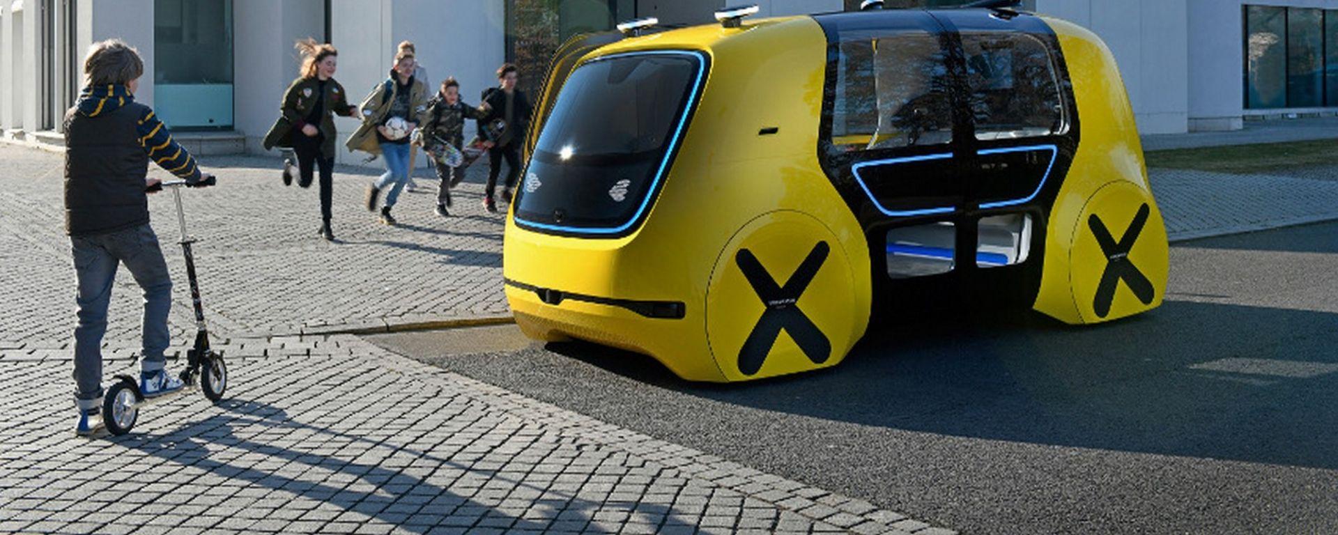 Volkswagen SEDRIC School Bus