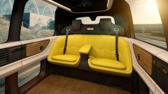 Volkswagen Sedric: sembra un salottino