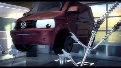 Volkswagen Service: lo spot cartoon - Immagine: 11