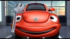 Volkswagen Service: lo spot cartoon - Immagine: 1