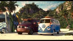 Volkswagen Service: lo spot cartoon - Immagine: 5