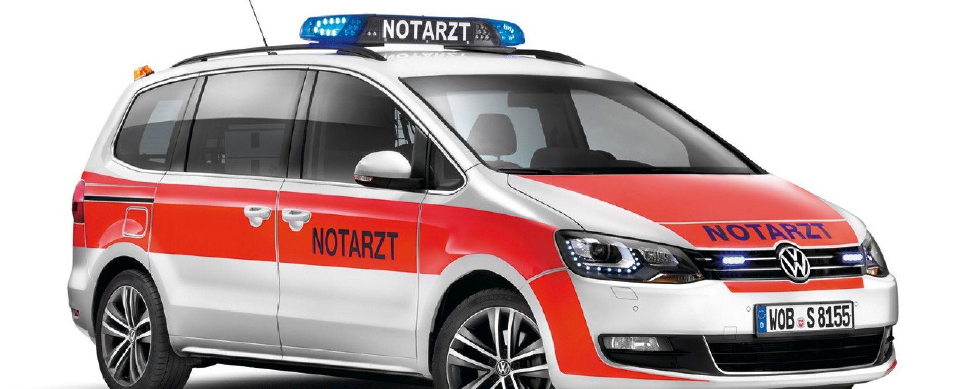 Volkswagen Sharan NEF