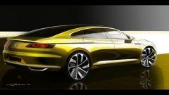 Volkswagen Sport Coupé Concept GTE - Immagine: 23